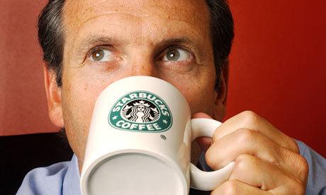 Comment Howard Schultz a sauvé Starbucks