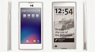 Le Yotaphone ne bougera pas d'un iota : une vraie stratégie éco-énergétique pour un smartphone