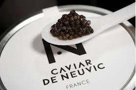 Nouvel eldorado avec le caviar « made in France »