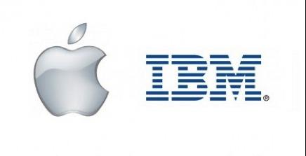 Alliance stratégique entre IBM et Apple sur le marché entreprises