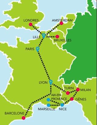 iDBus : Pourquoi la filiale de la SNCF tarde à décoller ?