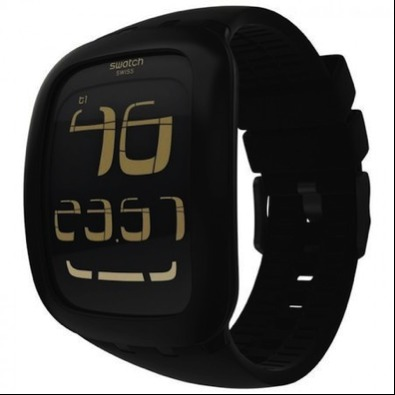Swatch annonce une montre connectée
