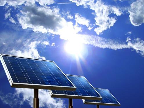 ENGIE prend la première place du solaire en France