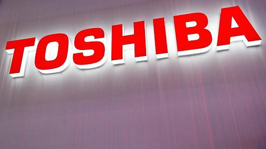 1,6 milliard d'euros, sollicité par Toshiba pour restructurer ses activités