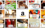 Amazon France se lance dans l'alimentaire