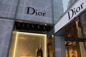 La Maison Dior intègre le Groupe LVMH
