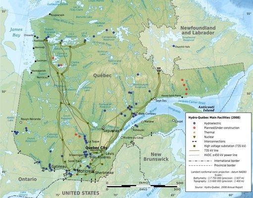 Hydro-Québec : la leçon de la crise