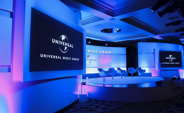 Cession d'Universal Music Group à un groupe chinois par Vivendi en perspective