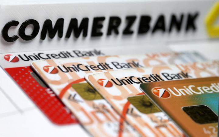 Le projet de fusion UniCredit-Commerzbank gelé