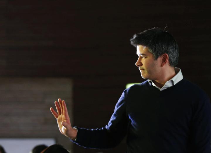 La démission du Co – fondateur d'Uber