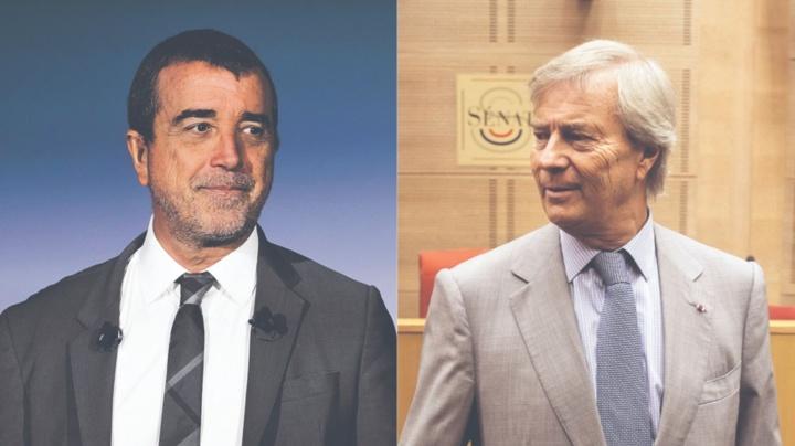 Bernard Arnault et Vincent Bolloré à l'assaut de Lagardère
