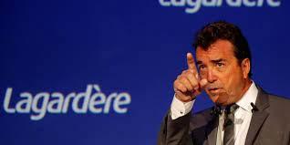 Les actionnaires du Groupe Lagardère mettent fin au pouvoir d'Arnaud Lagardère