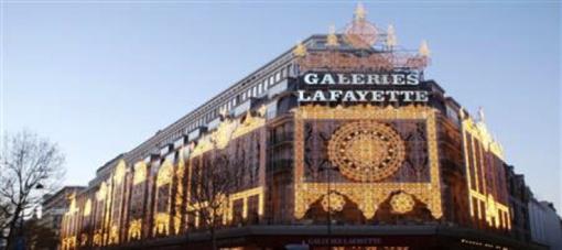 Les Galeries Lafayette s'installeront sur les Champs Elysées en 2018