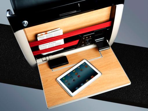 Innovation, design et technique pour le nouveau siège du TGV