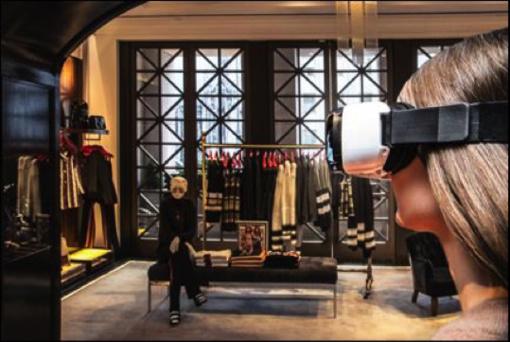 Tommy Hilfiger présente une expérience de réalité virtuelle en boutique