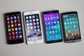 Le secteur des smartphones, un milieu pas facile d'apporter des nouveautés aujourd'hui