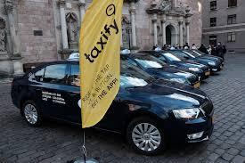 Le concurrent d'Uber Taxify débarque dans la capitale française