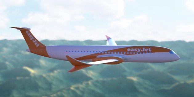 L'avion électrique d'EASY JET : Le rêve devenu réalité