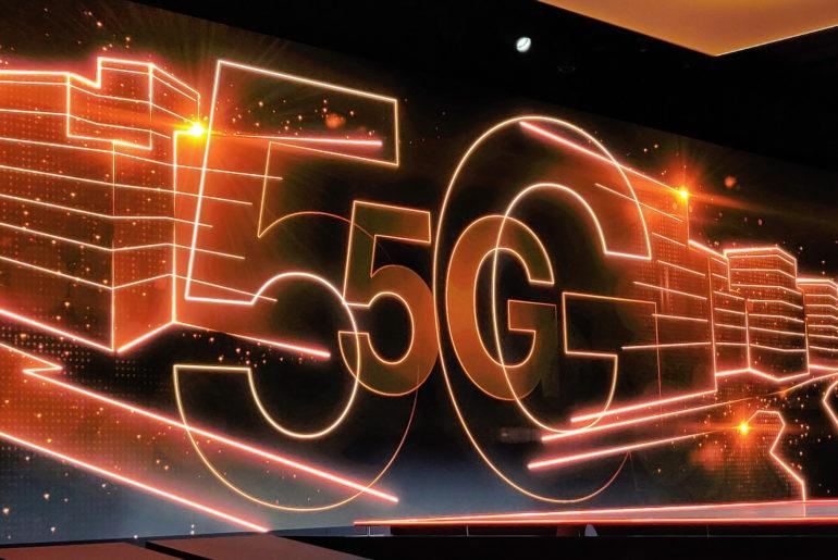 Samsung serait-il le fournisseur d'orange pour la 5G ?