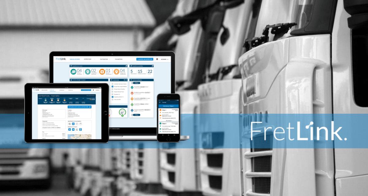 Fretlink investit une importante somme d'argent dans le transport pour le numériser