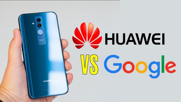 La stratégie de Huawei pour remplacer Google Android