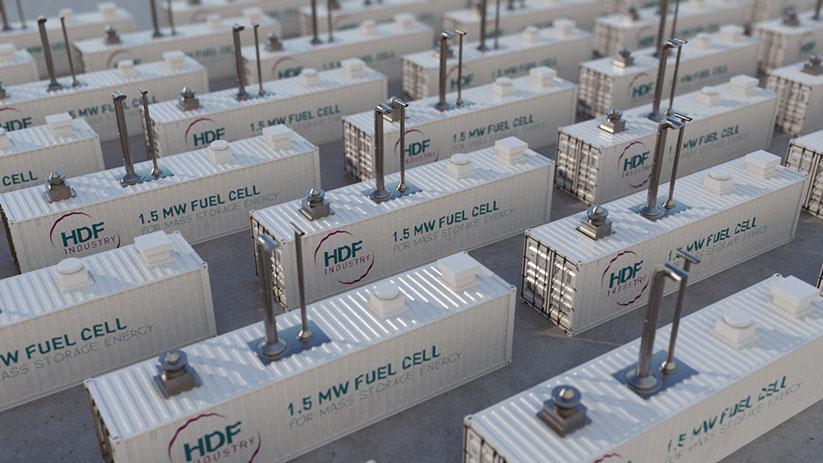 Une entrée réussie dans la bourse pour HDF ENERGY