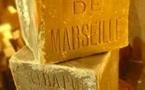Ça glisse pour le savon de Marseille