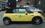 Zipcar, leader de l'autopartage, débarque à Paris
